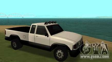 New Pickup for GTA San Andreas