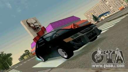 VAZ 21123 TURBO-Cobra v2 for GTA San Andreas