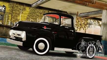 Ford F100 Hot Rod Truck 426 Hemi for GTA 4