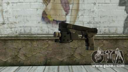 Glock 33 Advance for GTA San Andreas