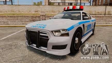 GTA V Bravado Buffalo NYPD for GTA 4