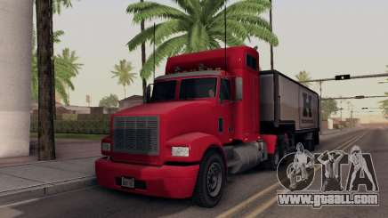 GTA V Packer for GTA San Andreas