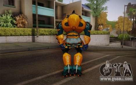 Gold Elite v2 for GTA San Andreas second screenshot