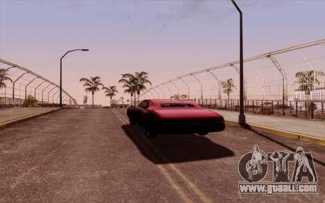 [ENB] Kings of the streers for GTA San Andreas third screenshot