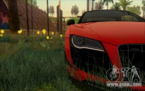 SA Ultimate Graphic Overhaul for GTA San Andreas second screenshot