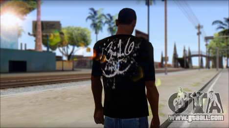 Rey Mystirio T-Shirt for GTA San Andreas second screenshot