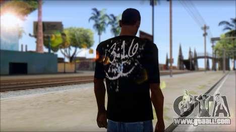 Rey Mystirio T-Shirt for GTA San Andreas second screenshot