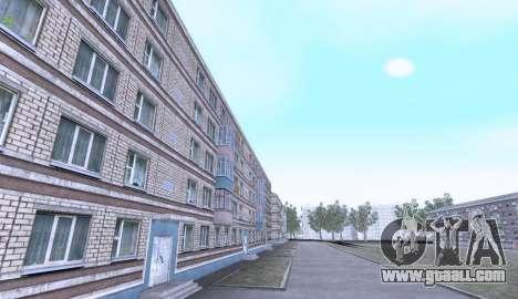 Russian Map 0.5 for GTA San Andreas fifth screenshot