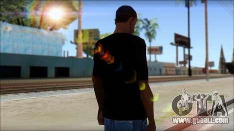 That 1970s Show T-Shirt Mod for GTA San Andreas second screenshot