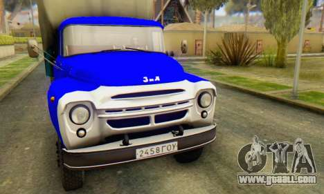 ZIL V for GTA San Andreas left view