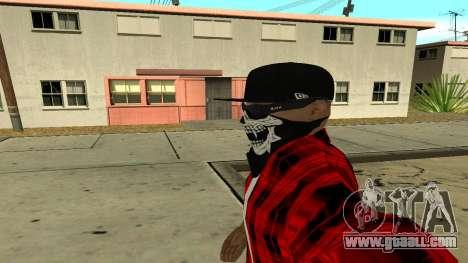 Selfie Mod for GTA San Andreas forth screenshot