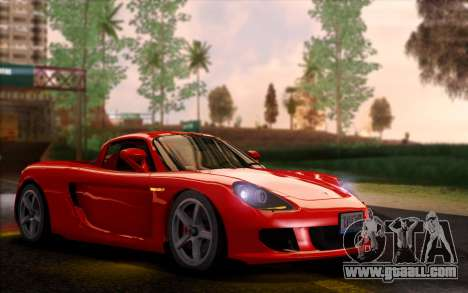 SA Ultimate Graphic Overhaul for GTA San Andreas forth screenshot