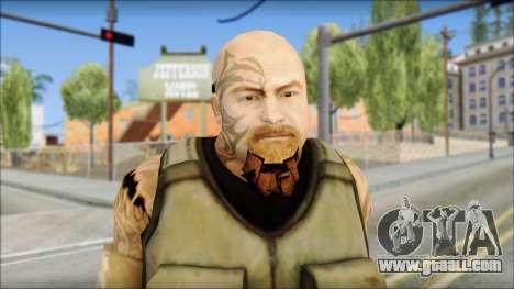 Harley from Re ORC for GTA San Andreas third screenshot