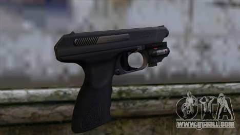 VP-70 Pistol from Resident Evil 6 v2 for GTA San Andreas second screenshot