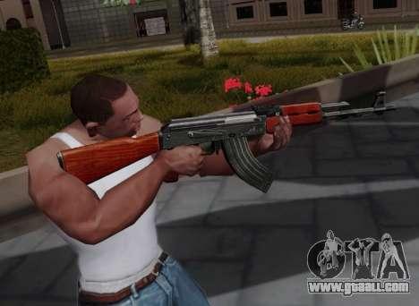 Type 56 for GTA San Andreas third screenshot