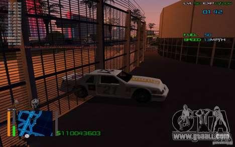 Riding through the walls for GTA San Andreas second screenshot