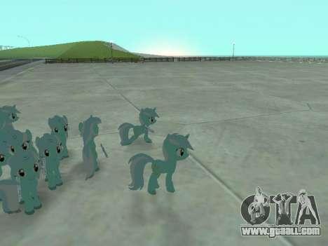 Lyra for GTA San Andreas seventh screenshot
