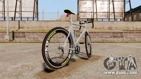 GTA V Whippet Race Bike for GTA 4 back left view