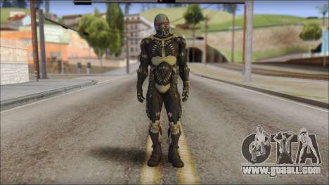 NanoSuit Skin for GTA San Andreas