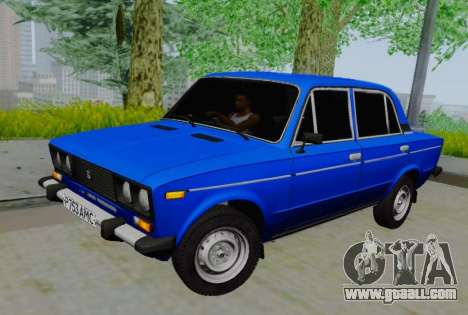 VAZ 21061 for GTA San Andreas
