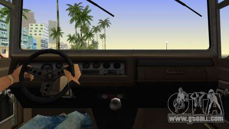 Bodhi from GTA 5 for GTA Vice City back left view