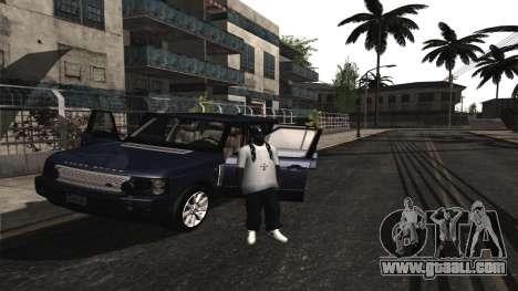 Ghetto ENB for GTA San Andreas