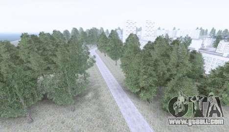 Russian Map 0.5 for GTA San Andreas tenth screenshot