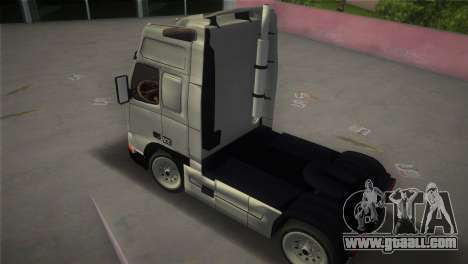 Volvo FH12 Custom for GTA Vice City left view