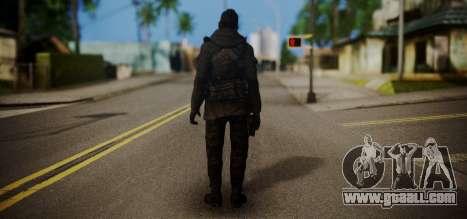 John Soap MacTavish for GTA San Andreas second screenshot