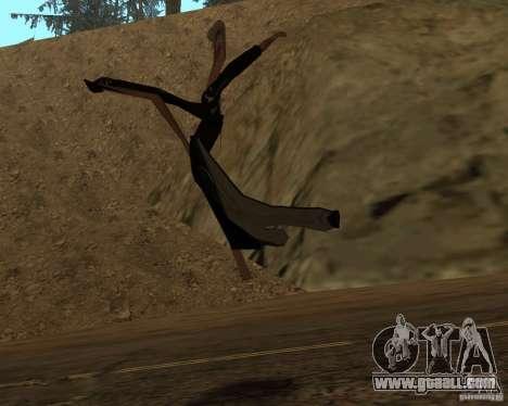 Raspredelitel for GTA San Andreas