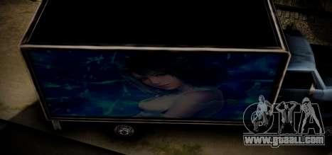 Yankee Final Fanatsy XIII for GTA San Andreas inner view