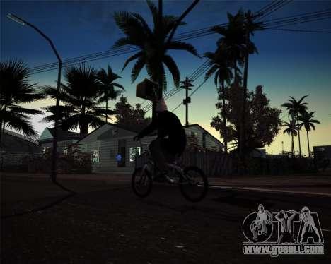 [ENB] Kings of the streers for GTA San Andreas second screenshot