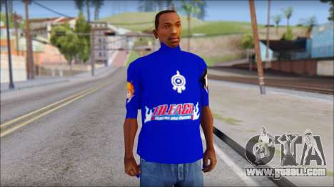 IchiRuki T-Shirt for GTA San Andreas