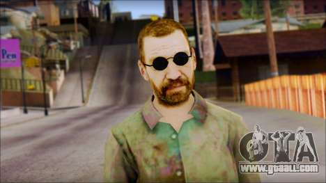 Male Civilian for GTA San Andreas third screenshot