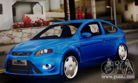 Ford Focus RS 2009 for GTA San Andreas
