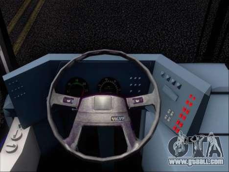 Marcopolo Torino G4 LN 1993 Victoria Regia for GTA San Andreas wheels
