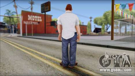 Russell from Bully Scholarship Edition for GTA San Andreas third screenshot