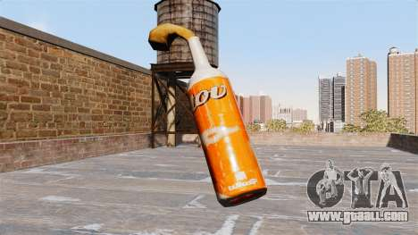 The Molotov Cocktail-Molotov Cocktail- for GTA 4 second screenshot