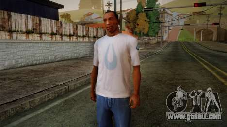 Void T-Shirt for GTA San Andreas