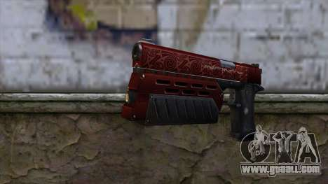 Infinity EX2 Red from CSO NST for GTA San Andreas