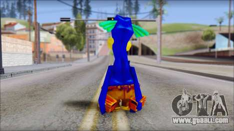 Rico the Penguin from Fur Fighters Playable for GTA San Andreas third screenshot