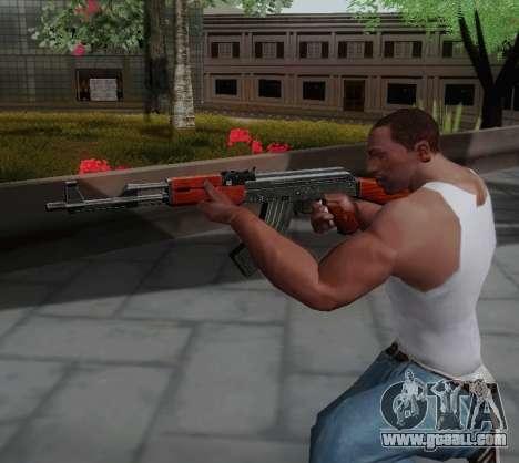 Type 56 for GTA San Andreas forth screenshot