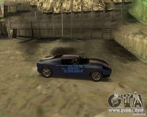 Autorepair for GTA San Andreas second screenshot