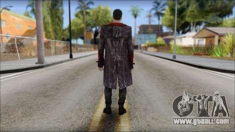 Dante DMC Reboot for GTA San Andreas second screenshot