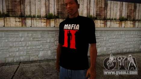 Mafia 2 Black Shirt for GTA San Andreas