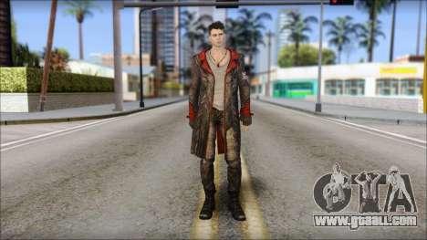 Dante DMC Reboot for GTA San Andreas