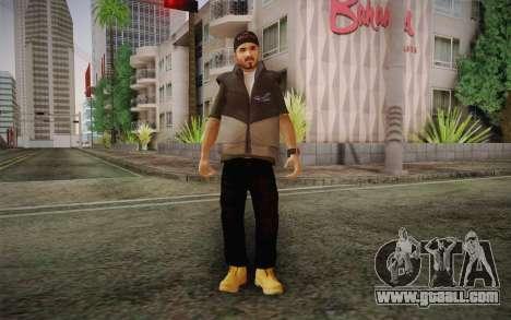 Civil v1 for GTA San Andreas