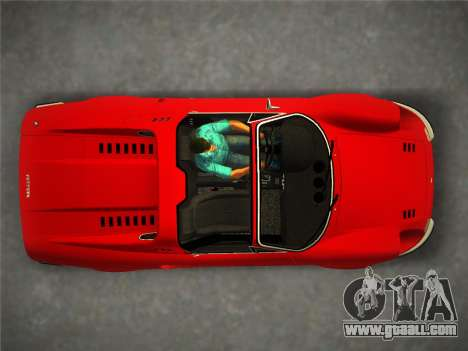 Ferrari 246 Dino GTS 1972 for GTA Vice City back left view