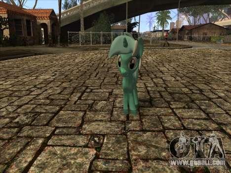 Lyra for GTA San Andreas
