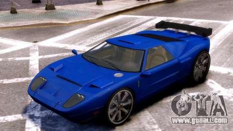 GTA V Bullet for GTA 4 back left view